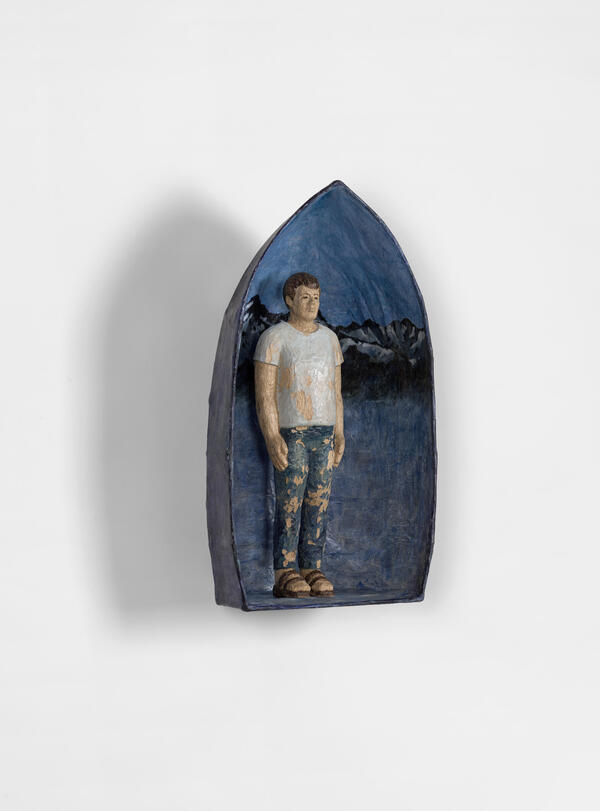 For Rob, Always Boat Altarpiece Series